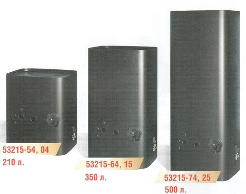 Топливные баки КамАЗ (210; 350; 500 л.)