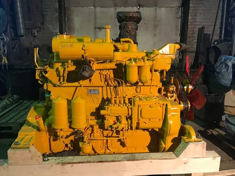 Разбор и сборка двигателя Д -160 инструкция ЧТЗ